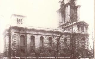 Churchyard, 1913
